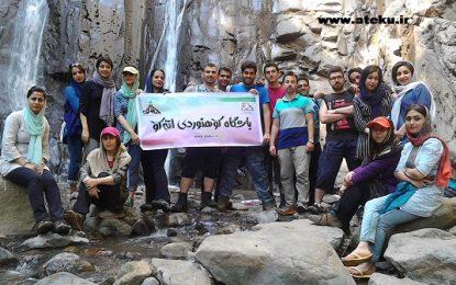 برنامه اجرا شده: آبشار میلاش,رحیم آباد جمعه ۵ شهریور ۹۵