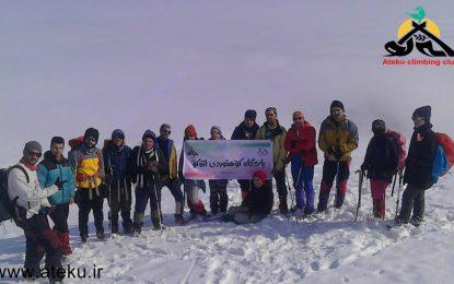 صعود به قله ی توریشوم ماسوله