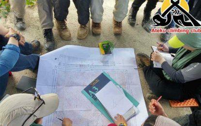 دوره مقدماتی نقشه خوانی و کار با قطب نما فدراسیون کوهنوردی