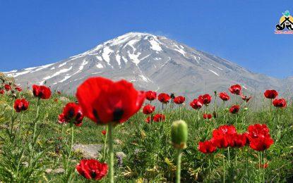 صعود به قله دماوند ضلع غربی