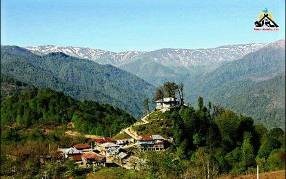 روستای فوشه،فومن