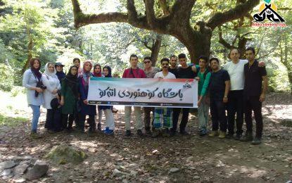 فوشه فومن و بازدید از موزه میراث روستایی