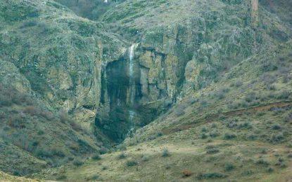 آبشار شار شار , دیلمان