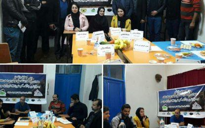 برگزاری جلسه مدیران باشگاههای استان گیلان / رودسر