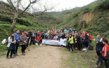 لیله کوه لنگرود – سفره هفت سین ۳ فروردین ۹۷