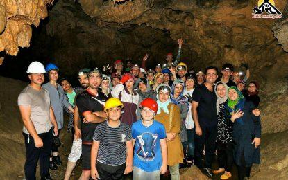 غار دانیال-سلمانشهر-۹ شهریور ۹۷