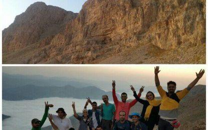 صعود قله های آلونشین تله ۱و۲ – اوره گردن – هفت خانی اشکورات ۳و۴ومرداد۹۸