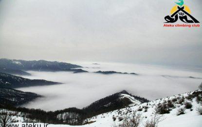 برنامه پیش رو: قله ناتشکوه ۲۲۰۰ متر ۲۸ آذر ۹۹