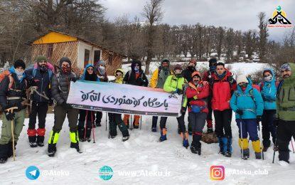 برنامه اجرا شده: قله درفک ۲۶ دیماه ۹۹