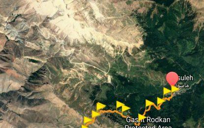 برنامه پیش رو : سیاهورود آب بر به ماسوله ۱۴،۱۵ خرداد ۱۴۰۰