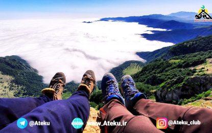 برنامه پیش رو: قله درفک ۷ آبان ۱۴۰۰