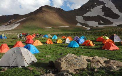 برنامه پیش رو: قله علم کوه و لشکرک بزرگ ۶،۷،۸ مرداد ۱۴۰۰